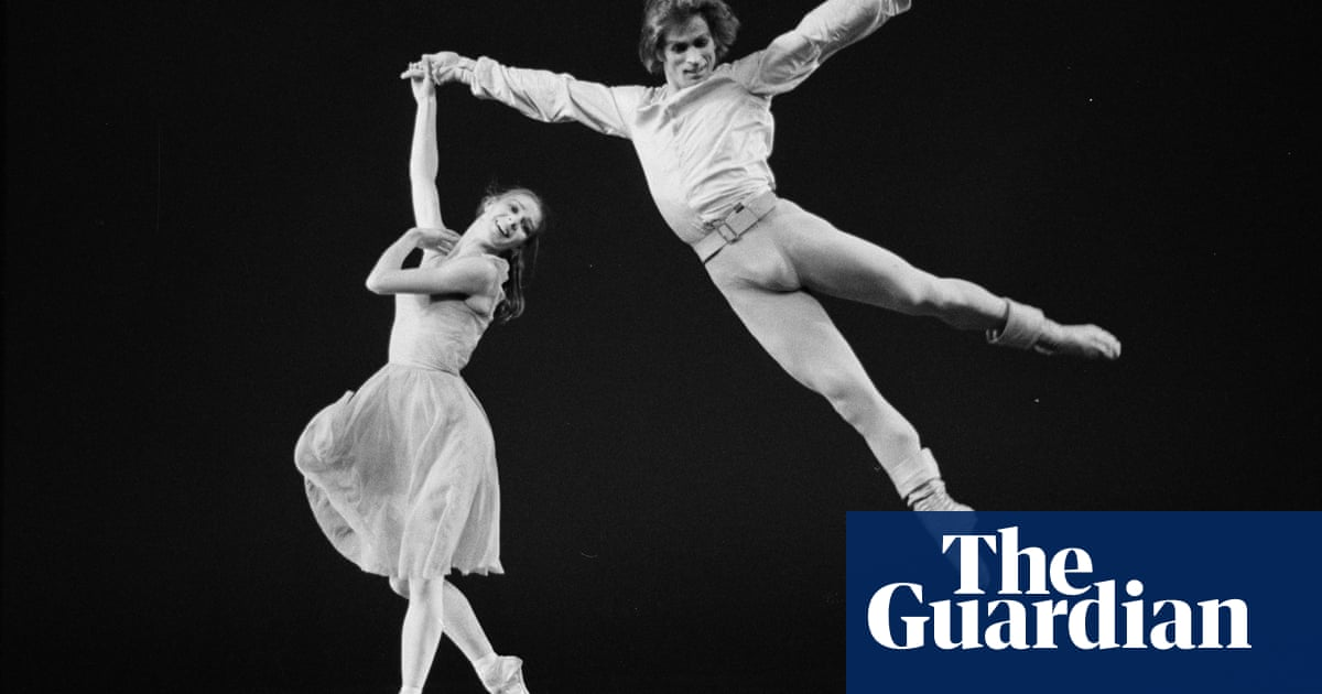 'He was flying': how Rudolph Nureyev defied gravity | Stage | The Guardian