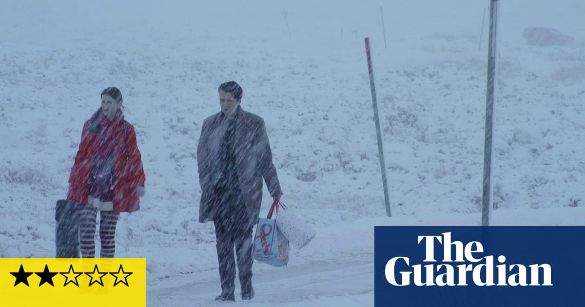 Lost at Christmas review – sickly sweet Highlands romcom takes the wrong road