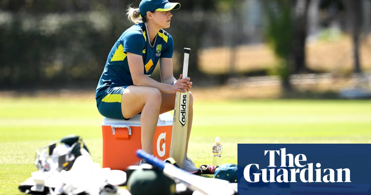 Ellyse Perry to sit out rest of New Zealand series after latest injury blow