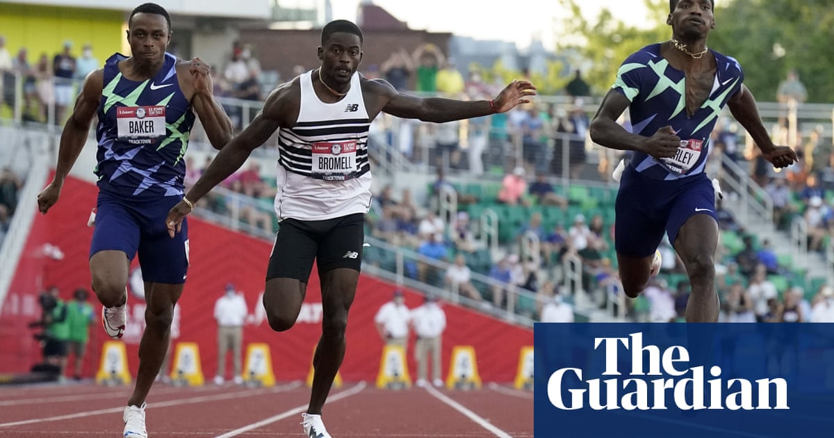 Life after a legend: the 100m sprinters stepping into Bolt's shoes in Tokyo