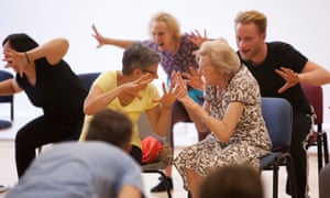 Research suggests dance classes can help people with Parkinson's tackle domestic tasks more effectively.