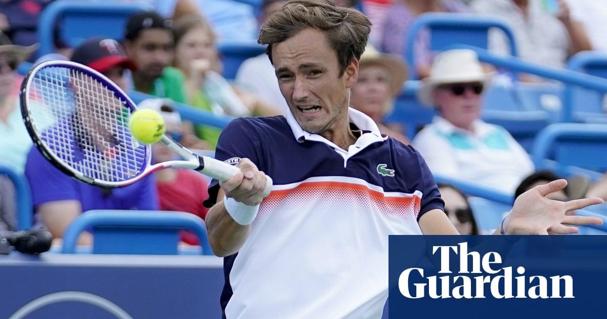 Daniil Medvedev, Madison Keys win surprise Cincinnati titles as Open looms