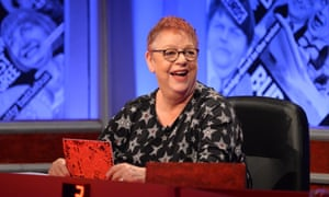 Jo Brand on Have I Got News for You