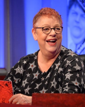 Jo Brand on Have I Got News For You.