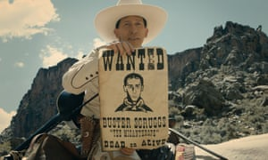 Still from The Ballad of Buster Scruggs