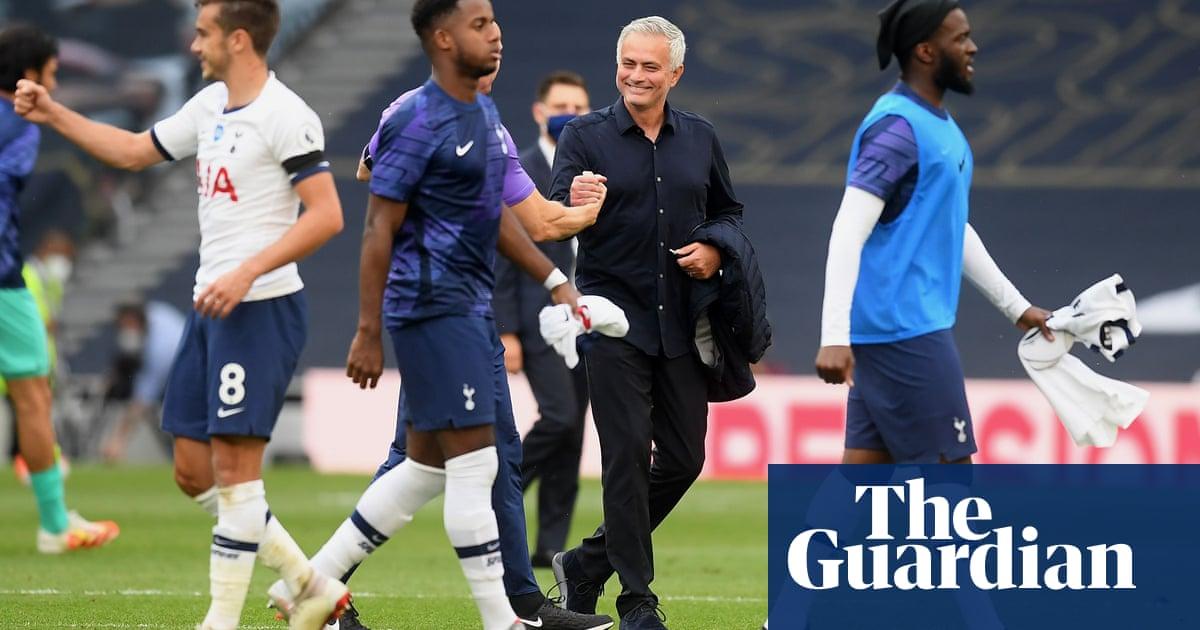 José Mourinho targets Europa League after Tottenham edge past Arsenal