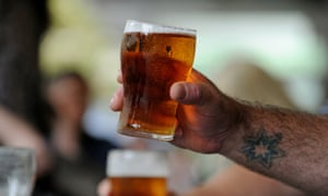 The Foundation for Alcohol Research and Education says the alcohol industry has been able to influence the government's new national alcohol strategy