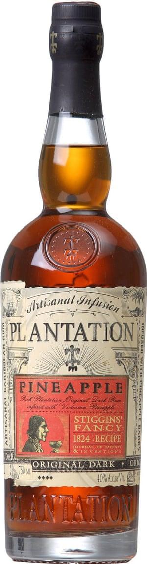 Plantations Pineapple Stiggins Fancy rum