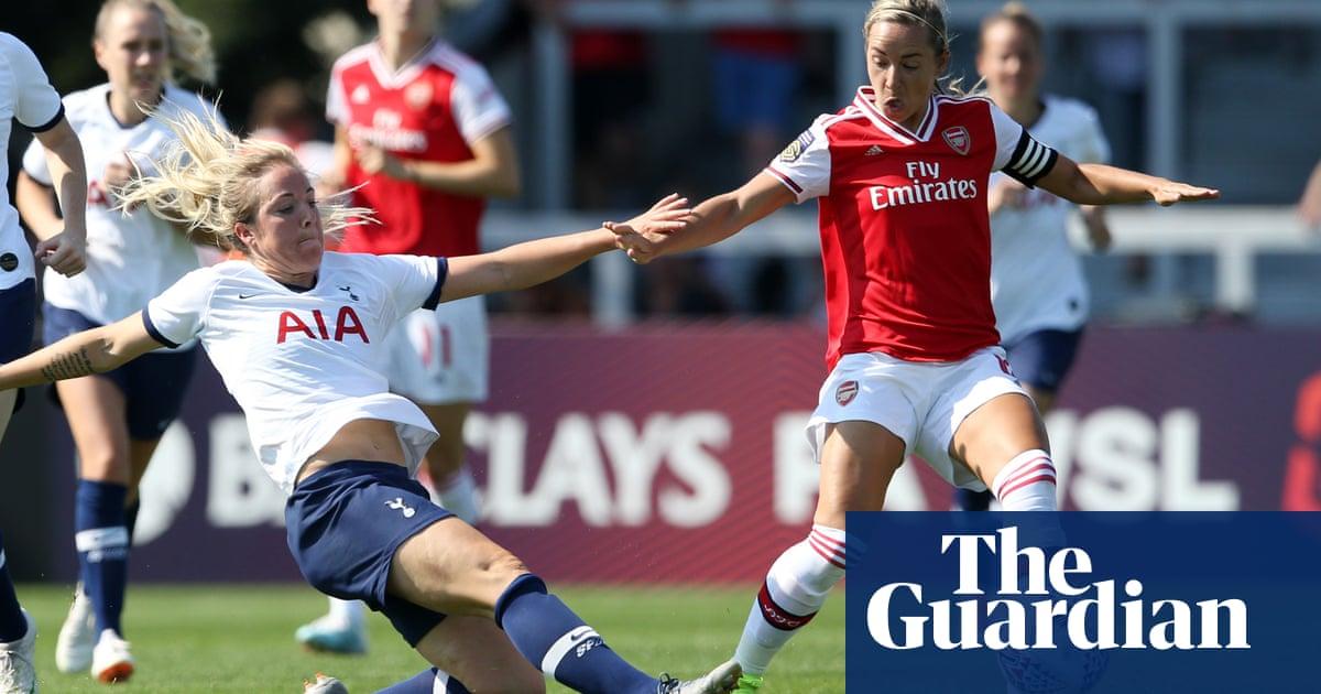 Spurs to play Arsenal at Tottenham Stadium on Women's Football Weekend
