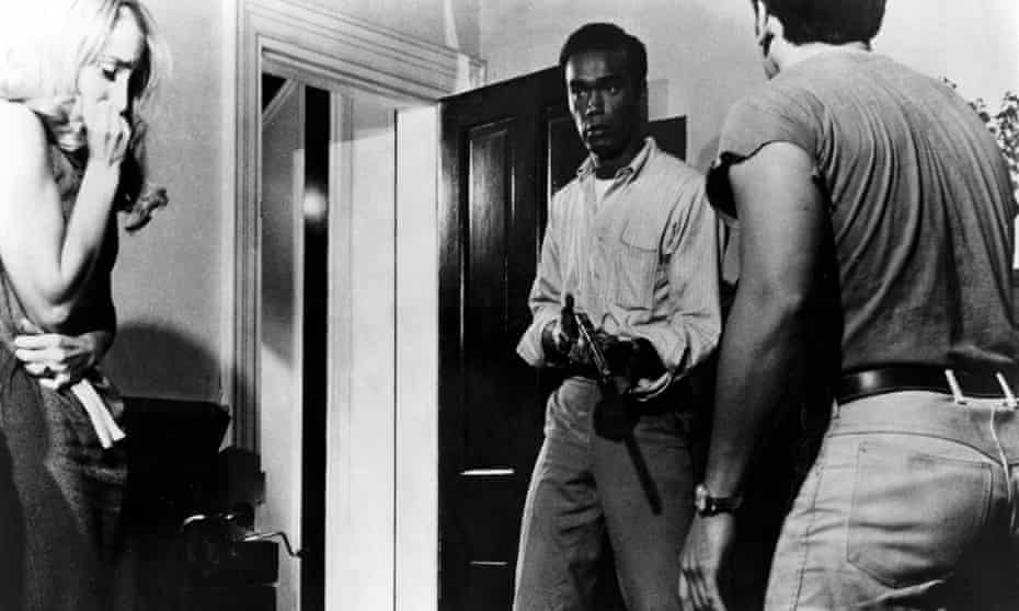 Night of the Living Dead, 1968: 'One of the most penetrating reflections of the function of racism in the history of film'.