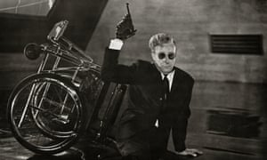 His finest hour … Peter Sellers in Dr Strangelove.
