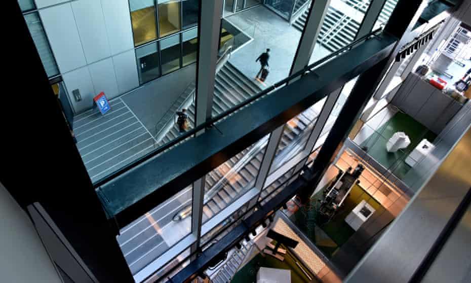 OMA's Blox project in Copenhagen, the new home of the Danish Architecture Centre