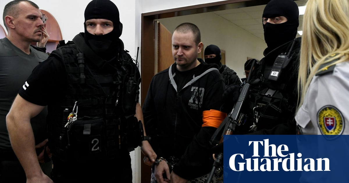 Ex-soldier admits killing Slovak journalist and his partner