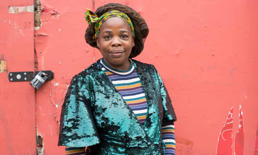 Ngozi Fulani, director of Sistah Space, which saw a 300% increase in women  accessing its services during lockdown.