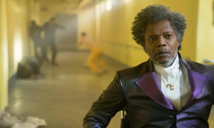 Villain with a bizarre superweakness … Samuel L Jackson in Glass.