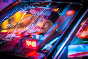 Who's Driving Tokyo? by Oleg Tolstoy. Series Finalist