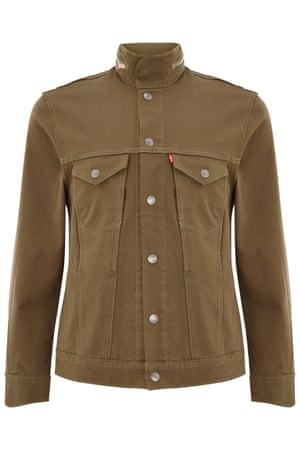 Jacket, £135, by Levi's.