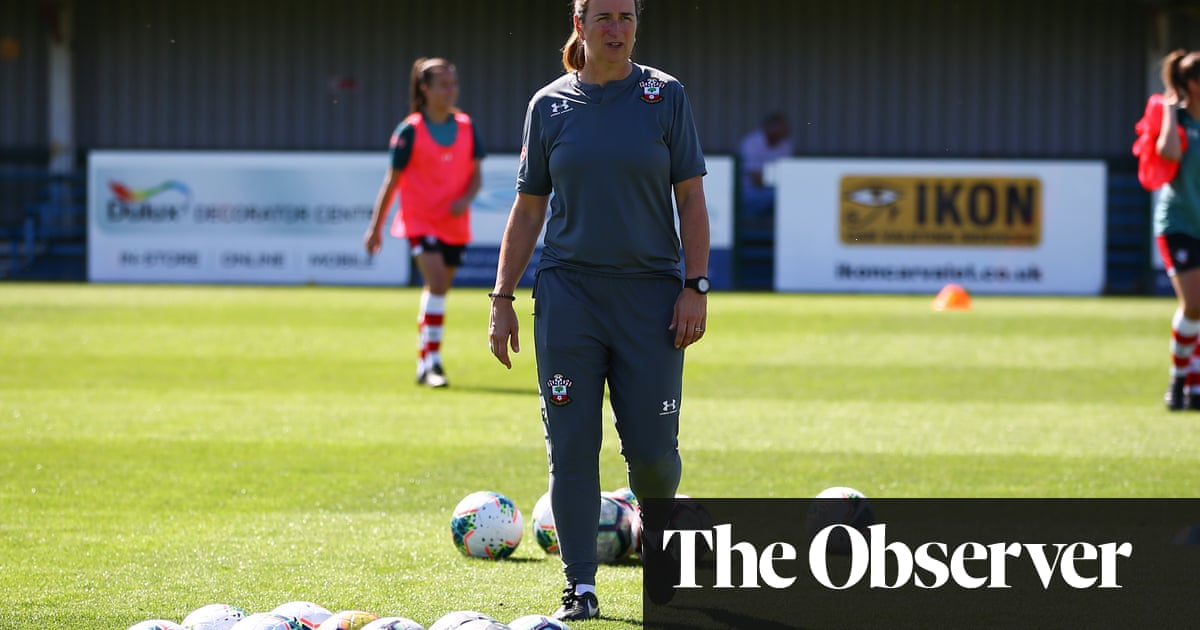 Marieanne Spacey-Cale: 'We want a successful women's team as part of Southampton FC'