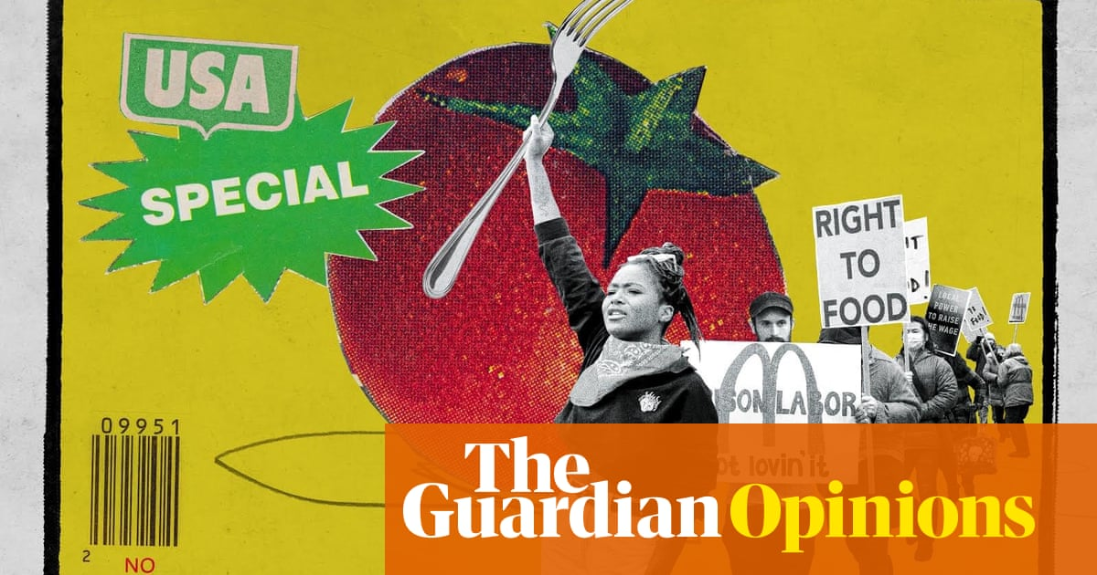 The US food system creates hunger and debt – but there is another way