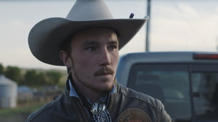 Brady Jandreau in The Rider.