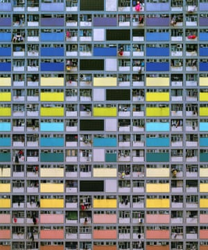 Michael Wolf, Architecture of Density #75, 2006