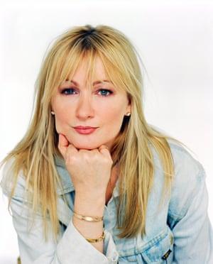 Caroline Aherne photographed in 2000