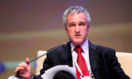 Ramón Méndez, Uruguay's director of energy: 'What we've learned is that renewables is just a financial business.'
