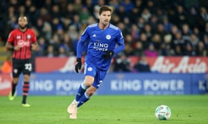 Adrien Silva has been limited to five appearances for Leicester this season.