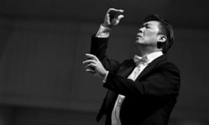 'If I were not a musician, I would still want to connect people' - conductor Long Yu.