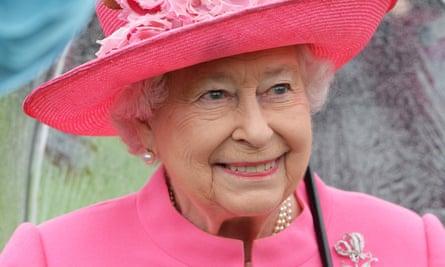 Queen Elizabeth II in May 2016.