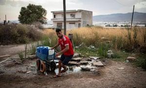 Don Domingo shantytown in Nijar