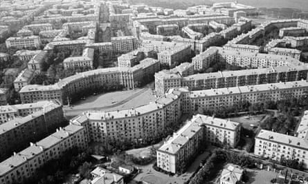 The Russian city of Magnitogorsk 'was the October revolution itself, the socialist revolution, Stalin's revolution'.