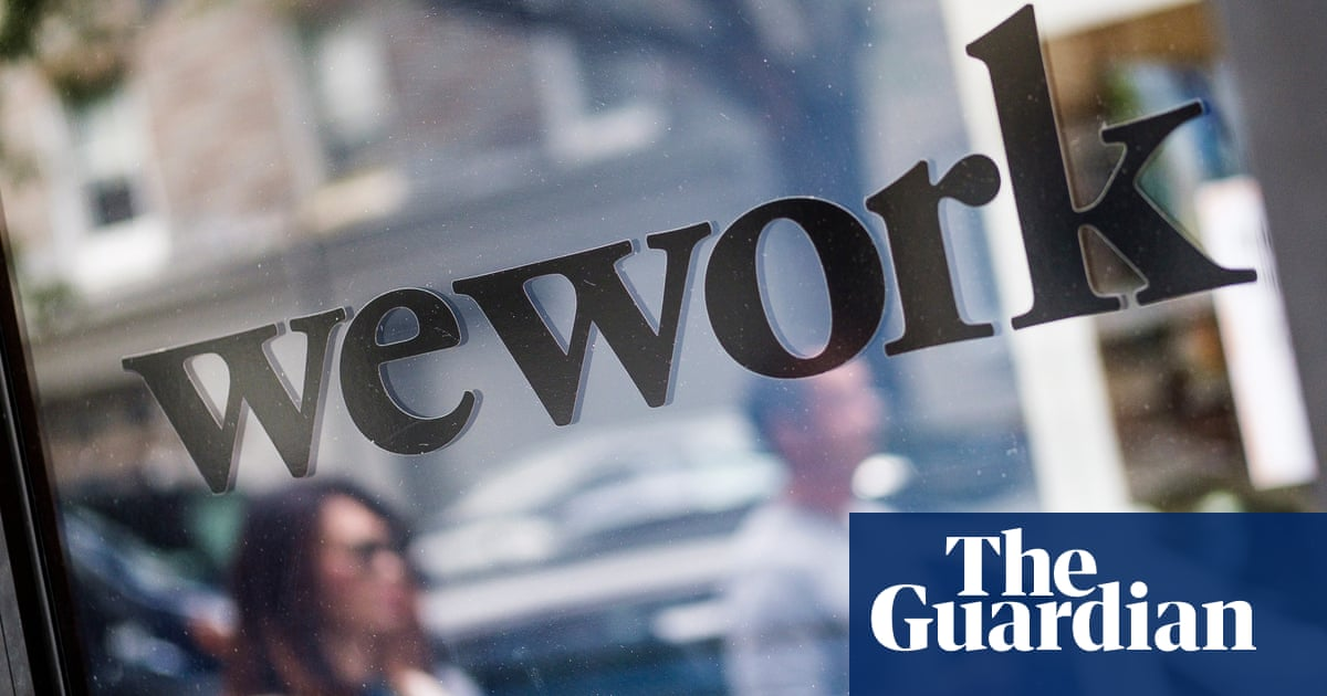 WeWork responds to coronavirus by telling cleaning staff to keep working