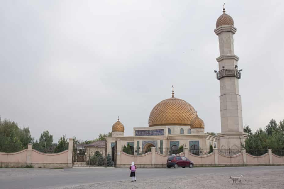 Mosque in Vostok