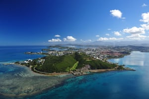 Nouméa is home to the highest concentration of hotels, though there are plenty of fantastic options on the islands and in other regional areas.
