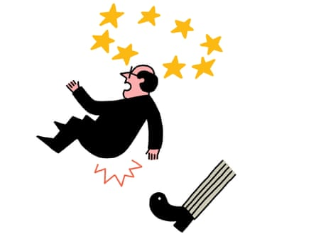 Experts ... the people we don't need to listen to any more, according to Michael Gove. Illustration: Leon Edler