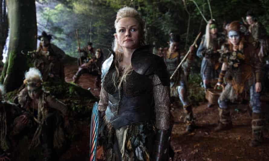 Maxine Peake stars as the lovelorn fairy queen Titania