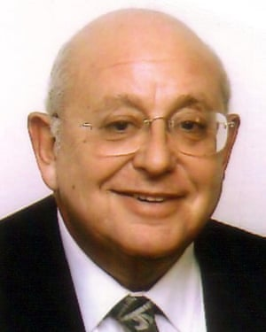 Sir David Garrard.