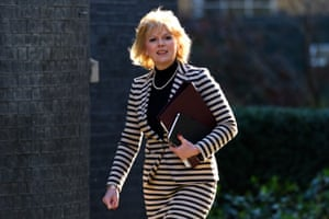 Minister for Small Business Anna Soubry.