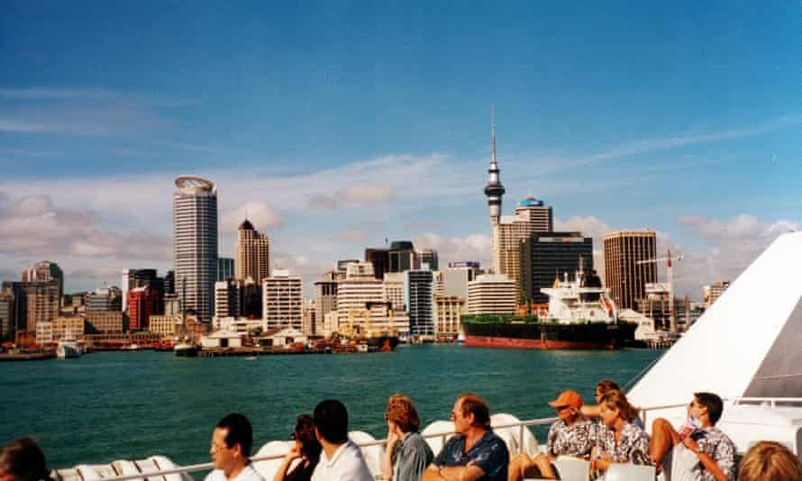 Auckland, New Zealand's largest city, is booming along with the rest of the country, attracting migrants, visitors and returning New Zealanders.