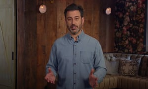 Jimmy Kimmel on Trump: 'In a nutshell, the president is mad at an app on his phone, and is using the power of his office to retaliate.'