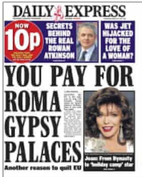 Daily Express, 30 March 2016.