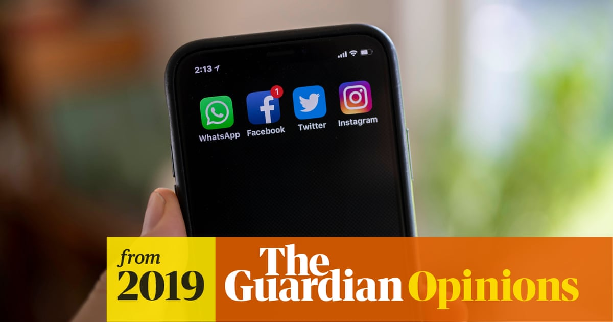 We Must Rebuild Institutions To Counter The Tyranny Of Big Tech