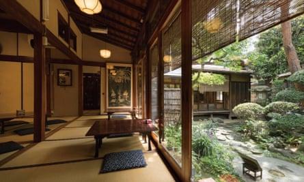 Kosoan teahose, Tokyo, Japan