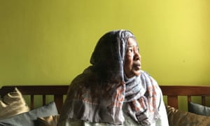 Fauzia Ahmed, 68, moved to Bo-Kaap after being forced from her home in District Six.