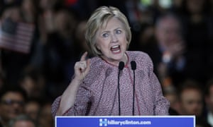 Hillary Clinton has made gun control a central issue of her campaign, decrying the 'greed and recklessness of gun manufacturers and dealers'.