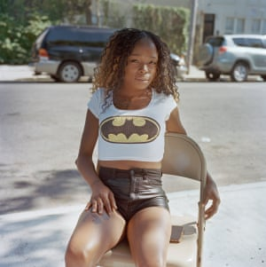Teneale, from the series Personal Ties: Street Portraits of Bedford-Stuyvesant, BrooklynAmy Touchette's street portraits bring to life the friends, families and social connections made on city streets, such as the ones she's taken in New York's Bedford-Stuyvesant neighbourhood