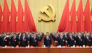 Xi Jinping cemented his position as China's most powerful leader since Mao Zedong