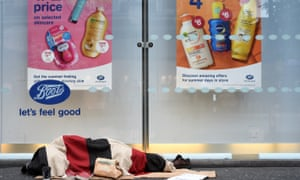 The number of rough sleepers in Oxford has almost doubled in the past year.