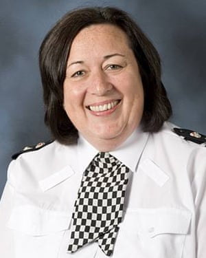Dawn Copley, also forced to stand down after succeeding Crompton as acting chief constable.